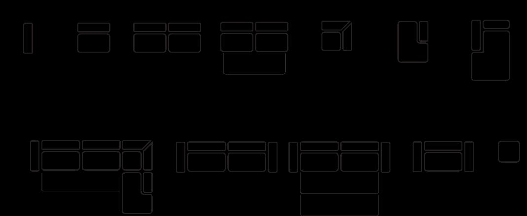 RICARDO - dostępne układy
