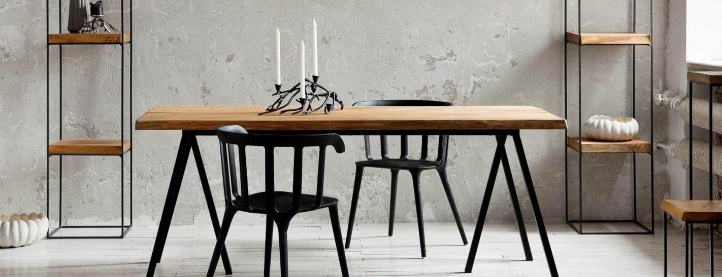 stół dębowy _ lite drewno