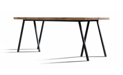 stół dębowy LOFT 7011