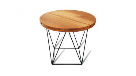 Designerski stolik kawowy LOFT 9013