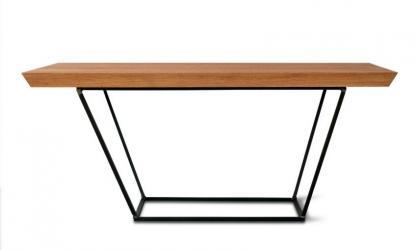 dębowa ława loft 9006 od caya design
