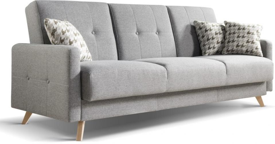 Sofa SCANDI z funkcją spania typu k-k.