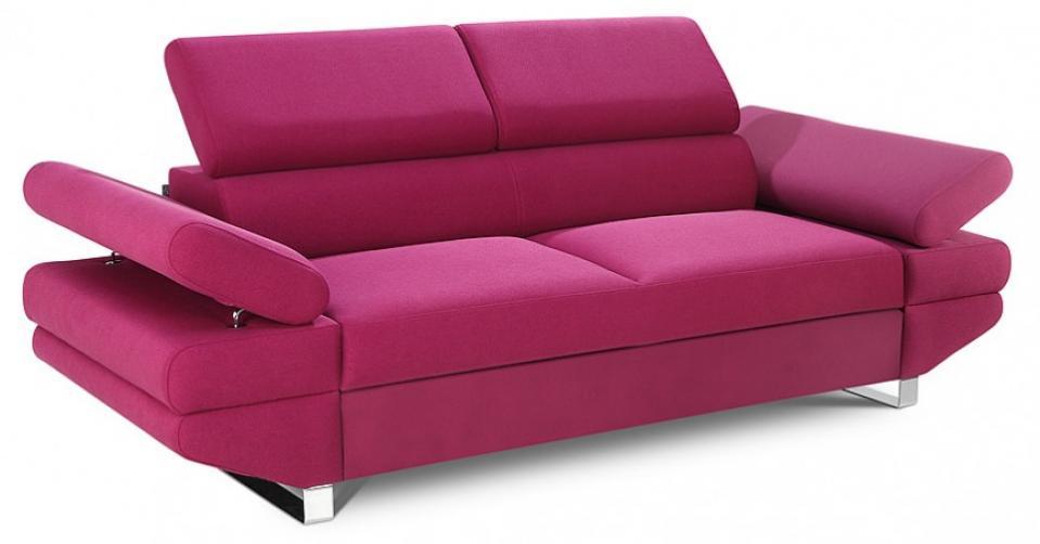 AVANTI sofa 2 osobowa z regulowanymi podłokietnikami i zagłówkami.