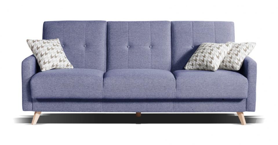 Sofa SCANDI 3 osobowa rozkładana.
