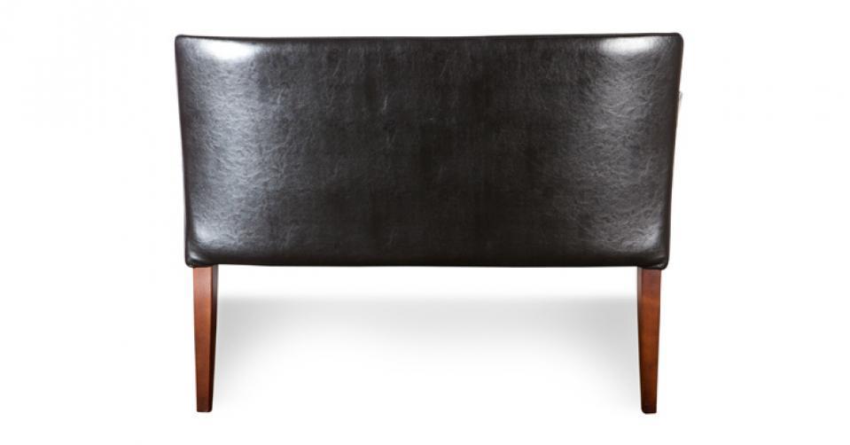 BARI elegancka sofa 2 osobowa prezentuje się pięknie z każdej strony.