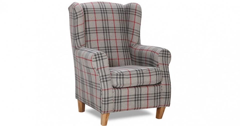 NESTOR klasyczny fotel od CAYA DESIGN.
