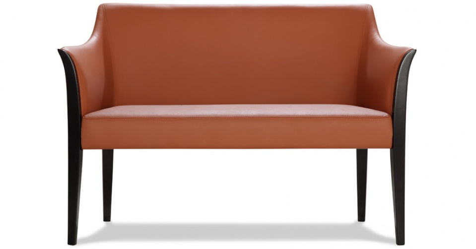 BARI elegancka sofa 2 osobowa