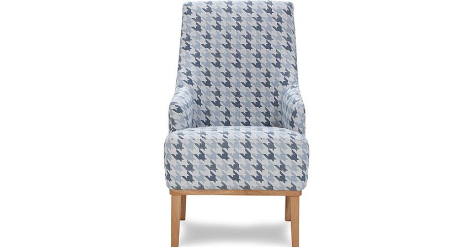 Fotel CAMPARI to wynik dobrego wzornictwa, piękna i komfortu.