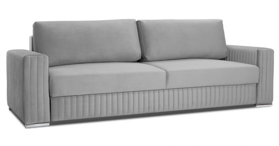 Glamour sofa 3DL z funkcją spania.