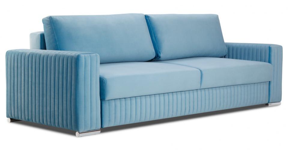 Komfortowa sofa 3 osobowa rozkładana