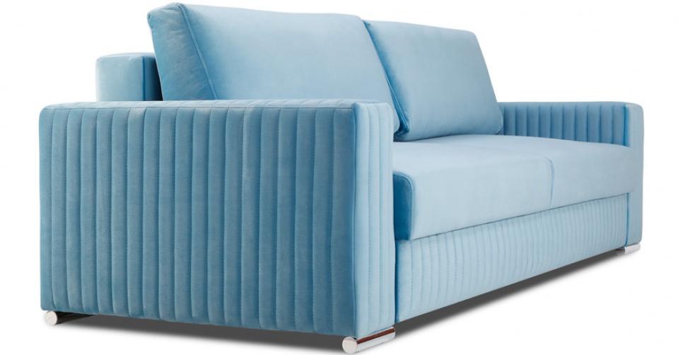 GLAMOUR sofa 3 osobowa rozkładana