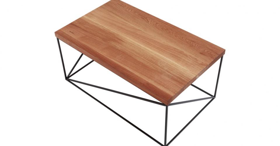 Designerski stolik kawowy LOFT 9001