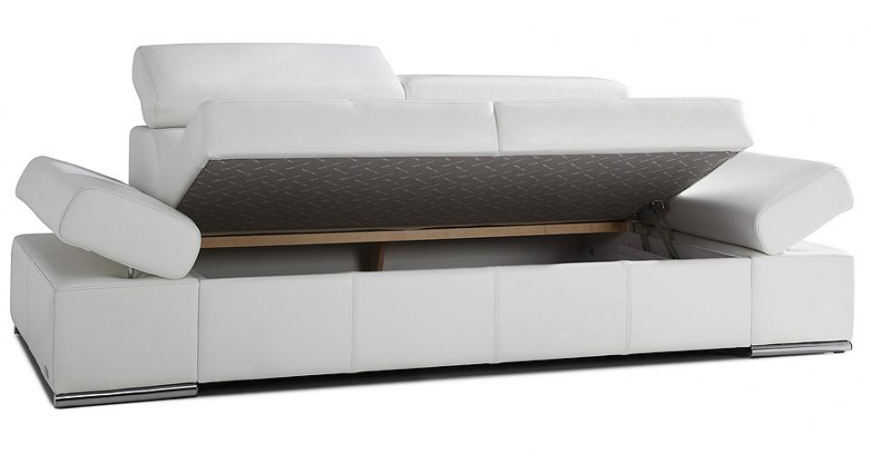 LORENZO  sofa z pojemnikiem.