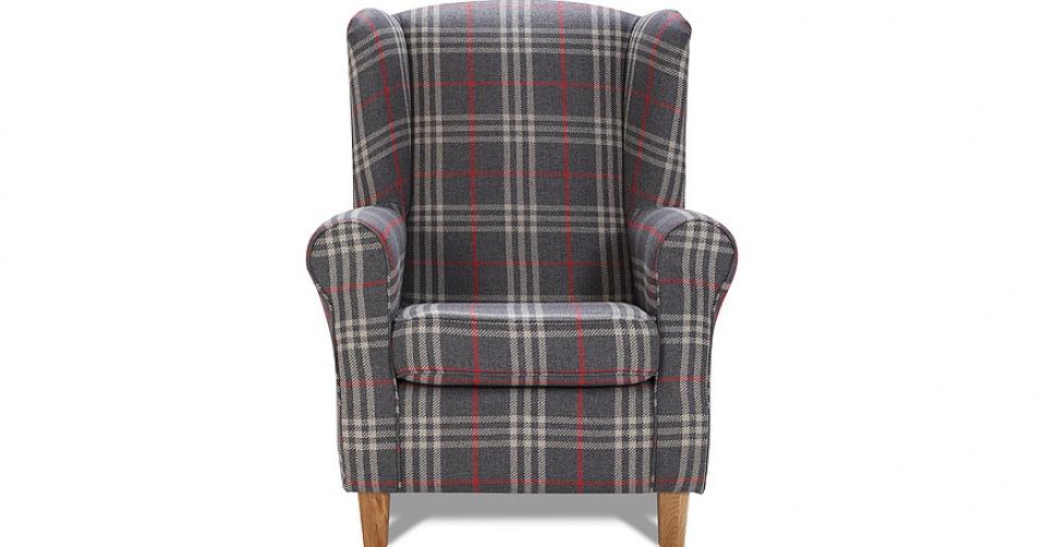 NESTOR wygodny i elegancki fotel.
