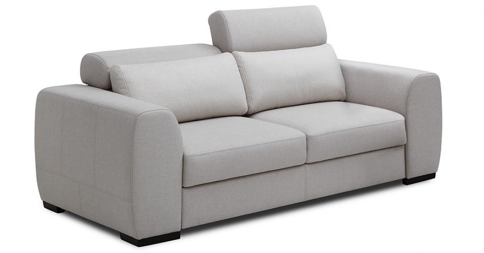 PALAZZO sofa 2 osobowa z pneumatycznymi zagłówkami.