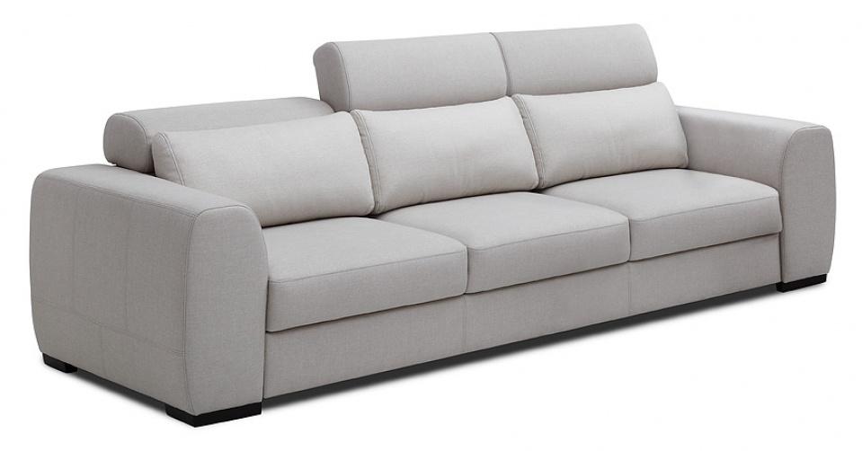 PALAZZO sofa 3osobowa w tkaninie plamo odpornej.