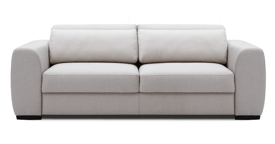 PALAZZO sofa 2,5 osobowa w tkaninie plamo odpornej.