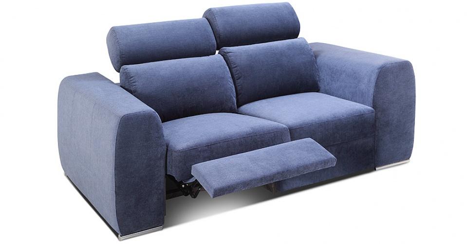 PALAZZO sofa 2 osobowa z funkcją relaksu.