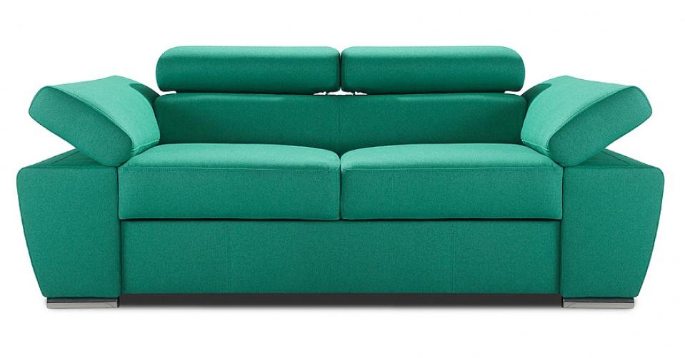 Sofa 2,5 osobowa w opcji z funkcją spania.
