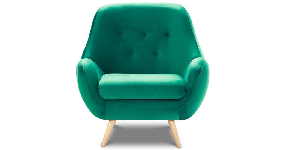 STILO fotel w modnym skandynawskim stylu.