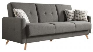 Sofa Scandi w szarym kolorze
