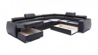 Pełna kolekcja VENTO składa się z narożników modułowych, narożników z funkcją spania, sof z funkcją spania