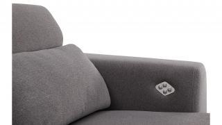 Kolekcja PALAZZO składa się narożników z funkcjami spania, sofy z funkcją spania.