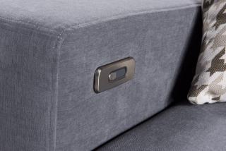 VENTO kolekcja bardzo komfortowych i funkcjonalnych mebli modułowych, z których można skonfigurować narożniki i sofy w przeróżnych rozmiarach i układach.
