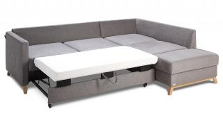 YOKO - duża powierzchnia spania