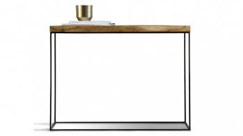 LOFT 7005 to stolik, konsola, który podkreślając swój industrialny charakter przypadnie do gustu wszystkim miłośnikom