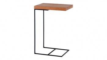 LOFT 9012 - stolik w formie dostawki, który doskonale wpisze się we wszelkie aranżacje typu loft,