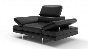 Fotel BRUNO 2 wyróżnia się nie tylko oryginalnym wzornictwem, ale przede wszystkim nad