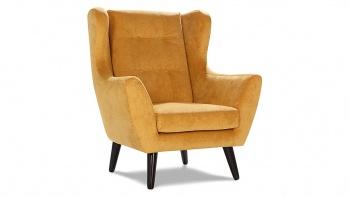 CLEO fotel w modnym skandynawskim stylu.