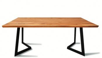Stół LOFT 1111 - solidny stół w industrialnym stylu.