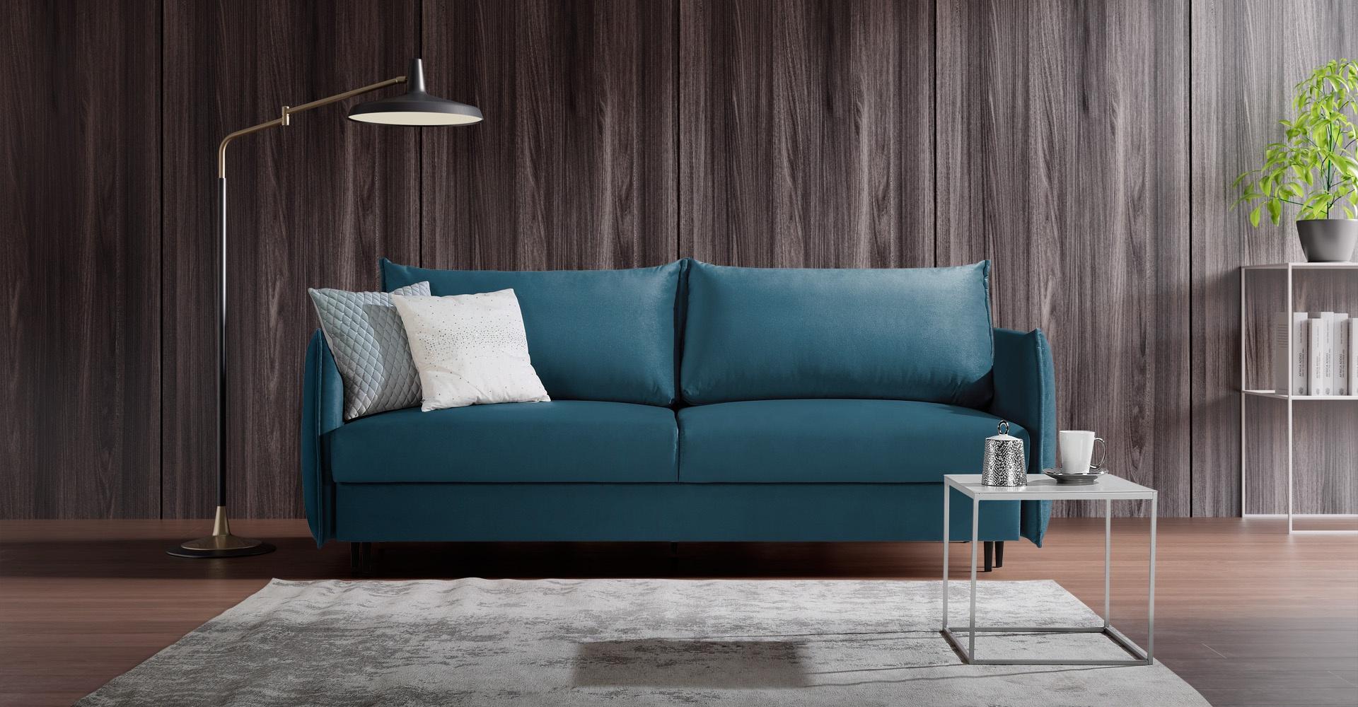 EGO designerska sofa z funkcją spania.