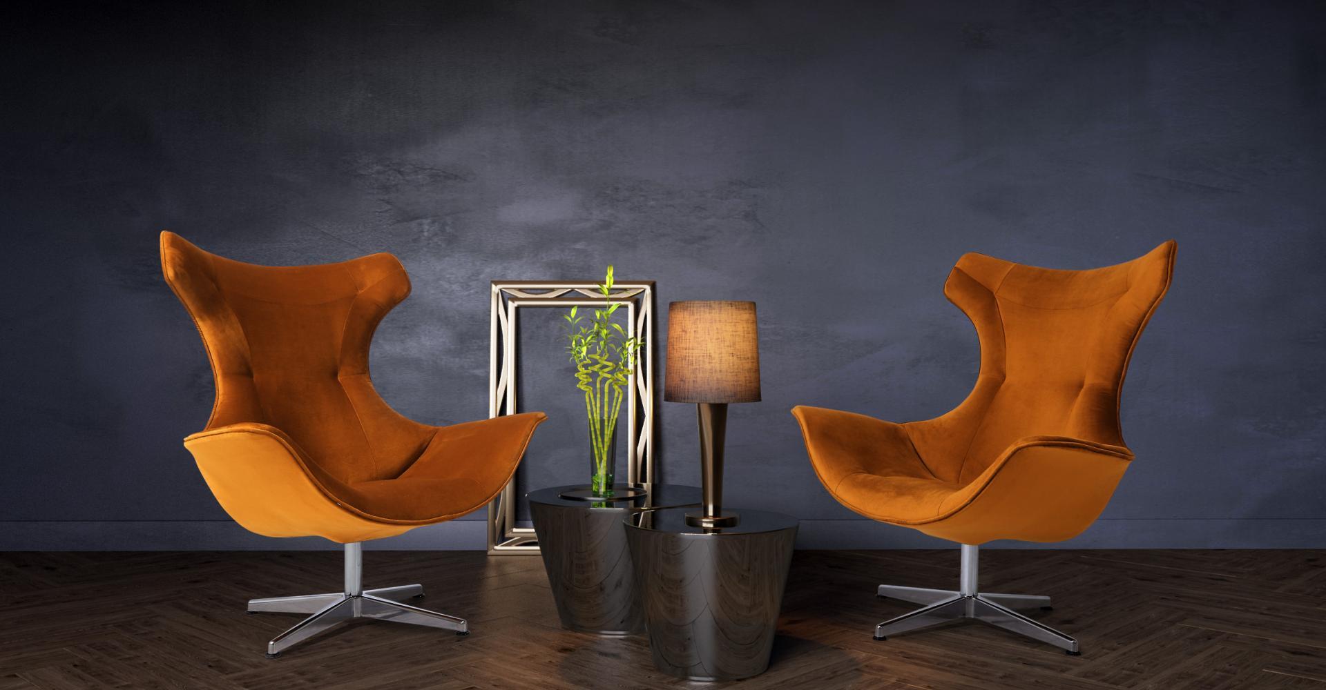 Mirasol designerski fotel w najlepszym wydaniu.
