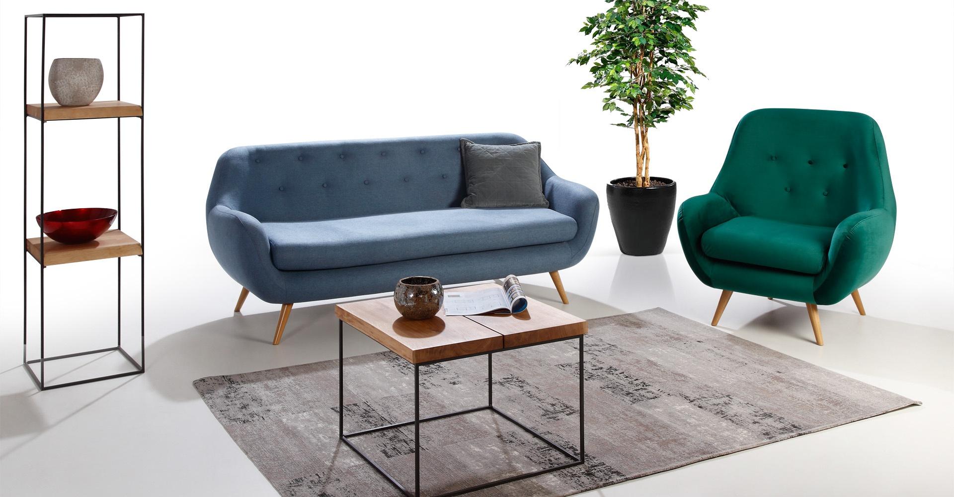 STILO sofy i fotele w modnym skandynawskim stylu.